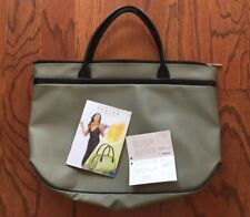 Texier Grey Tote Bag Handbag Purse