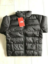 The North Face Boys Andes Down Jacket, Black, Small