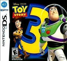 NEW - Toy Story 3 The Video Game - Nintendo DS e4