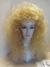 SIN CITY WIGS CUTE CURLY STYLE BIG HAIR BLONDE FULL & NATURAL DRAG QUEEN DANCER