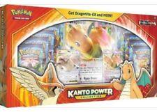 Evolutions Pokemon TCG Kanto Power Collection (Dragonite EX) New Sealed Box