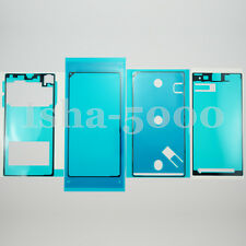 LCD Frame Housing Waterproof Adhesive Tape Glue For Sony Xperia Z1 L39h C6902