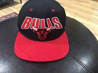 Chicago Bulls Mitchell & Ness NBA Hardwood Classics SnapBack Hat