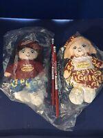 Campbells Soup Alphabet Soup Kids Set  W/ Pencils Mint in Bags