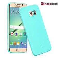 Hoco Juice Series Slim Back Case Cover For Samsung Galaxy S6 -BLUE/GREEN