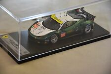 LOOKSMART LSLM035 - FERRARI 458 Italia AF Corse n°55 44ème LM16 Le Mans 1/43