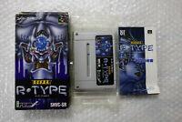 """Super R Type """"Good Condition"""" Nintendo Super Famicom SFC Japan"""