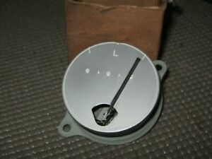 Mint used 1955 Lincoln Temperature Gauge, tested!