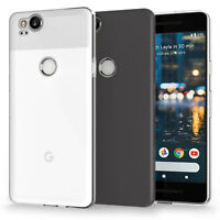 Ultra Thin Silicone Case For The Google Pixel 2 / XL TPU Gel Back Phone Cover