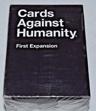 Cards Against Humanity First 1st Expansion 112 Cards Adult Game