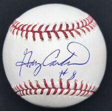 Gary Carter #8 Signed Baseball PSA/DNA HOF