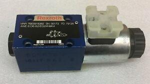 REXROTH R900918382 4WE6D6-62/EG24N9K4 DIRECTIONAL VALVE 24VDC NEW NO BOX