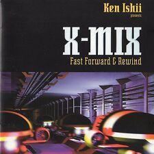 X-Mix - Ken Ishii - Fast Forward & Rewind - CD - HOUSE TECHNO BREAKBEAT !K7 '97