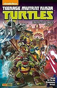 Teenage Mutant Ninja Turtles Vol. 1 : Collected Comics Paperback Jack Lawrence