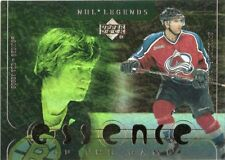 00-01 UPPER DECK LEGENDS ESSENCE OF THE GAME #EG7 BOBBY ORR RAY BOURQUE *42512