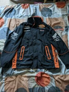 Honda Racing HM Plant Moto GP Superbikes Coat Jacket