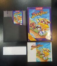 Disney's DuckTales Nintendo NES CIB Complete