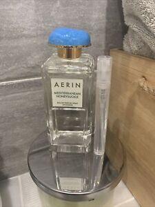 Aerin Mediterranean Honeysuckle 5ml travel size