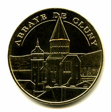 71 CLUNY Abbaye 3, 2018, Monnaie de Paris
