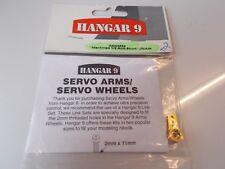 HANGAR 9 HAN3532 MACHINED 1/2 ARM SHORT: JR/AIR