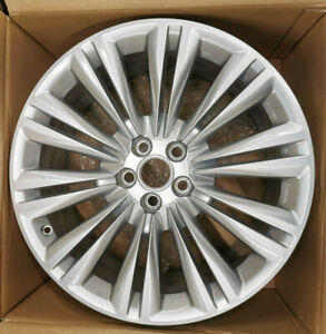 Genuine Jaguar XK / XF 19'' x 9.5J Caravela Rear Alloy Wheel - C2P12614