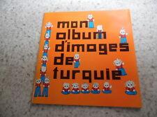 1975.Mon album d'images de Turquie.Banu Tulumen