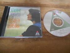CD KLASSIK Elisabeth Leonskaja-Schubert: Impromptus 899, 935 (8 chanson) Teldec