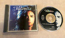 "CD AUDIO INT/ VALENSIA ""VALENSIA"" CD ALBUM 1993 MERCURY -518 849-2 NETHERLANDS"