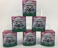Lot of 6 Hatchimals CollEGGtibles Season 4 Hatch Bright Mystery 1-Pack