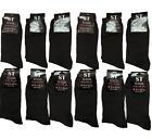 LOT 12 Pairs Mens Cotton Crew Fashion Casual Dress Socks Size 9-11 10-13