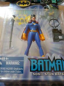 DC Sonic Stun Batgirl Batman Spectrum of the Bat Action Figure NEW