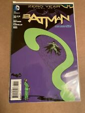 Batman 32 - The New 52 - Scott Snyder Greg Capullo Zero Year - Riddler