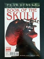 FEAR ITSELF BOOK OF THE SKULL #1C MARVEL COMICS 2011 NM+ 2ND PRINT VARIANT