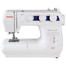 Janome 2222 22-Stitch Freearm Mechanical Sewing Machine With Bonus Package