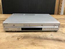 Sony SLV-D370P Progressive Scan HI-FI Stereo DVD VCR Player Combo