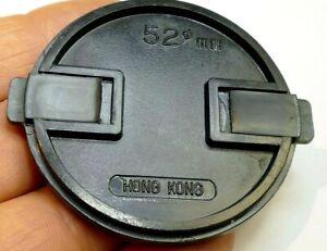 52mm Front Lens Cap cover for 35mm f2.8 f3.5  lenses