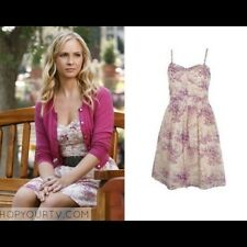 ASO Caroline Forbes The Vampire Diaries Francesca's Collections Emmelee Sunny Ru