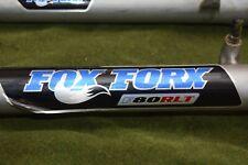 "Fox Float F80 RLT 80mm front suspension forks 26"" mtb 1 1/8""straight V brake xc"