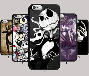 Hot Film Cartoon Nightmare Jack Case Cover For iPhon iPod / Samsung Galaxy