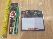 DR DOCTOR WHO STATIONERY - FAMILY OF BLOOD SET - PEN PENCIL ERASER NOTELETS