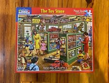 "White Mountain Puzzles ""The Toy Store"" 1000 Pieces"