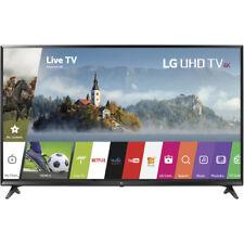 """LG 65UK6300 65"""" Black UHD 4K HDR Smart LED AI With ThinQ - 65UK6300PUE"""