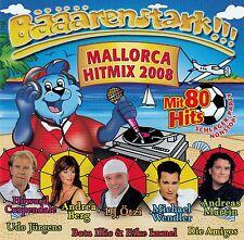BÄÄÄRENSTARK!!! - MALLORCA HITMIX 2008 / 2 CD-SET