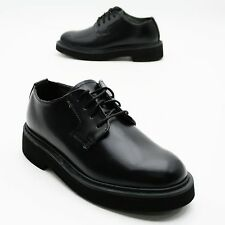 Rocky Men's Size 4 M Oxford Non-Gloss  Leather Oxford Uniform Police Fire Shoes