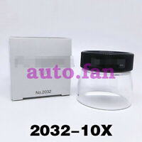 1PCS Applicable for Handheld 10x Magnifying Eyepiece 2032-10X