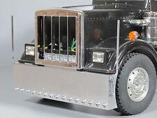 Aluminum Front Bumper + Cross Members Tamiya RC 1/14 King Knight Grand Hauler