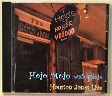 Hojo Mojo with Chojo Houston Jones Live FiddlingCricket CD Country Western Blues