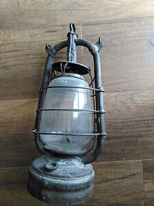 alte Mischluft Laterne Cuirass Panzer Lampe Stall