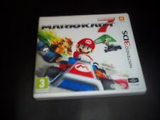 1X Replacement Nintendo 3DS  Mario Kart 7 .Pal Empty 3DS Game Case.