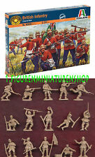 1:72 personaggi 6050 British Infantry – Colonial Wars-ITALERI